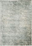 Calvin Klein Home Maya MAY05 MERCU Etched Light Mercury Area Rug