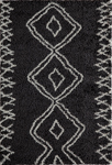 Momeni Maya MAY-1 Black Area Rug