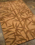Jaipur Midtown Artemiss MD05 Bamboozled Ginger Gold/Ginger Gold Closeout Area Rug