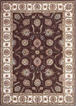 Nourison Modesto MDS18 BRN Brown Closeout Area Rug