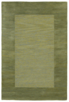 Trans-Ocean Mercer 1225/06 Border Green Closeout Area Rug