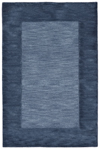 Trans-Ocean Mercer 1225/33 Border Denim Closeout Area Rug