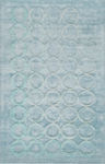 Momeni Millenia MI-01 Light Blue Closeout Area Rug