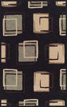 Dalyn Meridian MN2060 Black Closeout Area Rug - Spring 2010