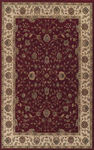 Dalyn Meridian MN530 Red Closeout Area Rug - Spring 2010