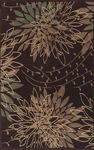 Dalyn Meridian MN64 Chocolate Closeout Area Rug - Spring 2010