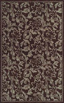 Dalyn Meridian MN70 Chocolate Closeout Area Rug - Spring 2010
