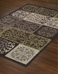 Dalyn Marcello MO132 Chocolate Closeout Area Rug