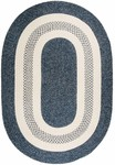 Colonial Mills Jefferson & Monroe M057 Dreft Blue Closeout Area Rug