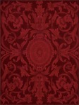 Nourison Moda MOD05 RUB Ruby Closeout Area Rug
