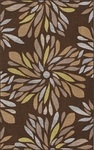 Dalyn Monterey MR305 Chocolate Closeout Area Rug