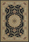 Dalyn Malta MT8021 Black Closeout Area Rug