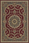 Dalyn Malta MT8021 Red Closeout Area Rug