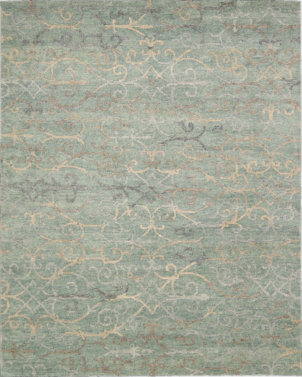 Nourison Tahoe Modern Mta05 Seagl Area Rug Rugs A Bound