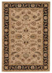 Jaipur Mythos MY02 Selene Safari & Jet Black Area Rug