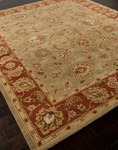 Jaipur Mythos MY05 Anthea Boa & Mahogany Closeout Area Rug
