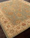 Jaipur Mythos MY06 Callisto Sea Spray & Peyote Area Rug