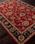 Jaipur Mythos MY08 Anthea Ketchup & Antheacite Area Rug