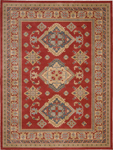 Nourison Maymana MYN01 RED Red Area Rug