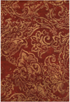 Feizy Mahsa 8401F Red/Multi Closeout Area Rug