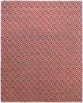 Feizy Mojave 0556F Red Closeout Area Rug