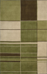 Nourison Dimensions ND22 GRE Green Closeout Area Rug - Spring 2016