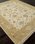 Jaipur Notting Hill NH02 Bexley Snow White & Cement Closeout Area Rug