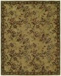 Allara New Delhi DE-1007 Chateau Gold Closeout Area Rug