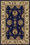 Radici USA Noble 1330 Navy Area Rug