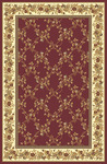 Radici USA Noble 1427 Burgundy Area Rug