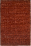 Allara Nirmal IR-1002 Antique Rust Closeout Area Rug
