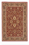 Radici USA Noble 1305 Burgundy Area Rug