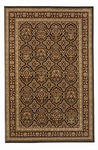 Radici USA Noble 1308 Black Closeout Area Rug