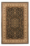 Radici USA Noble 1318 Black Area Rug