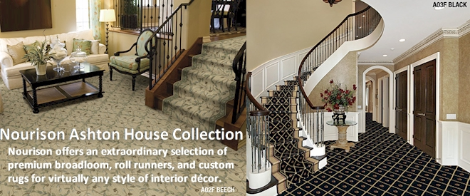 Ashton House Broadloom Carpet