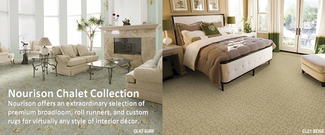 Nourison Chalet Collection - Broadloom Carpet