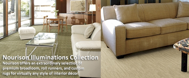 Nourison  Illuminations Collection - Broadloom Carpet