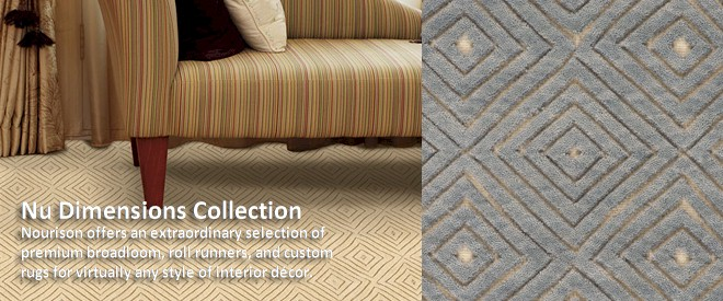 Nu Dimensions Collection - Broadloom