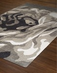 Dalyn Omega OM24 Pewter Closeout Area Rug