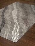 Dalyn Omega OM623 Pewter Closeout Area Rug
