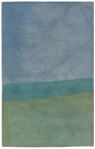 Trans-Ocean Piazza 7280/04 Zen Sea Breeze Area Rug