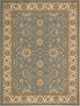Nourison Persian Crown PC002 BLU Blue Closeout Area Rug