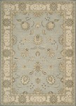 Nourison Persian Empire PE22 AQU Aqua Area Rug