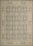 Nourison Persian Empire PE23 SLT Slate Closeout Area Rug