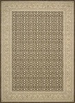 Nourison Persian Empire PE26 CHO Chocolate Closeout Area Rug