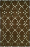 Allara Portent OR-1004 Brown Closeout Rug