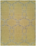 Allara Portent OR-1006 Golden Glow Area Rug