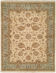Allara Peaceful EA-1010 Ivory/Light Blue Area Rug