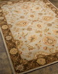 Jaipur Poeme PM48 Valence Fog/Cocoa Brown Closeout Area Rug - Fall 2013