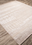 Jaipur Project Error PRE04 Anthar Fog & Whitecap Gray Closeout Area Rug